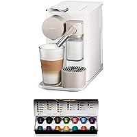 De'Longhi Lattissima One Nespresso en 500.W, Koffiezetapparaat, 1400 W, 1 L, 19 Bar, Silky Wit
