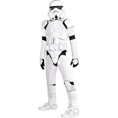 Amazon.com: Disfraz de Halloween de Stormtrooper de lujo ...