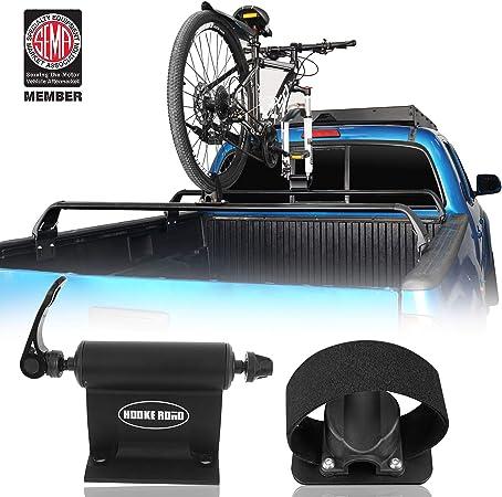 Stable Bike Bracket Mount Rack Carrier Quick-release Front Fork Lock Holder
