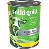 Solid Gold - Green Cow Beef Tripe & Broth - Natural Wet Canned Dog Food for Sensitive Stomachs & Picky Eaters - Grain Free Meal or Topper