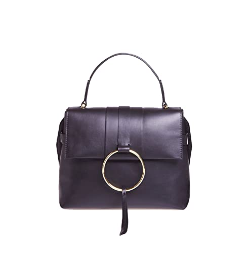 Gianni CHIARINI Borsa a spalla Frida Medium - BS 6318 SFY (nero)   Amazon.it  Scarpe e borse 3a61775e211