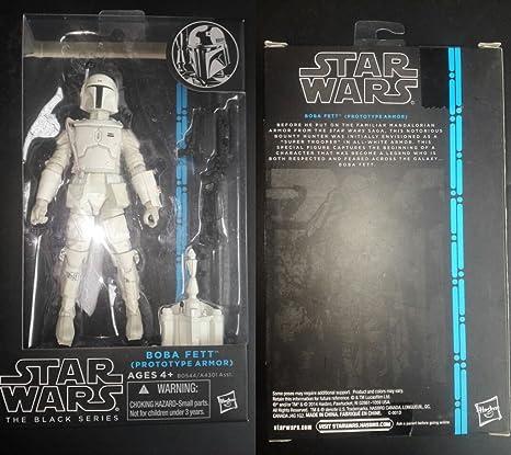 "Star Wars The Boba Fett Prototype Armor 6/"" Action Figure"