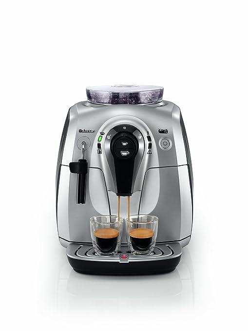 Saeco Xsmall Plus e.s. - Cafetera automática: Amazon.es: Hogar