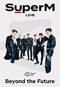SUPERM [BEYOND THE FUTURE : BEYOND LIVE BROCHURE] PHOTO BOOK 72p Photo Book+1ea Photo Card+TRACKING NUMBER K-POP SEALED