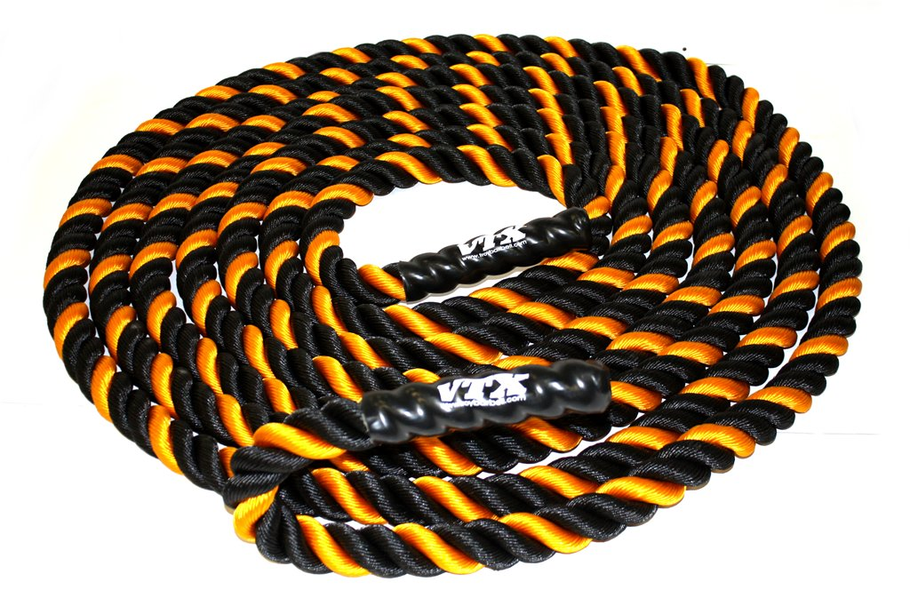 Troy Barbell & Fitness VTX USA Training Rope 50ft.