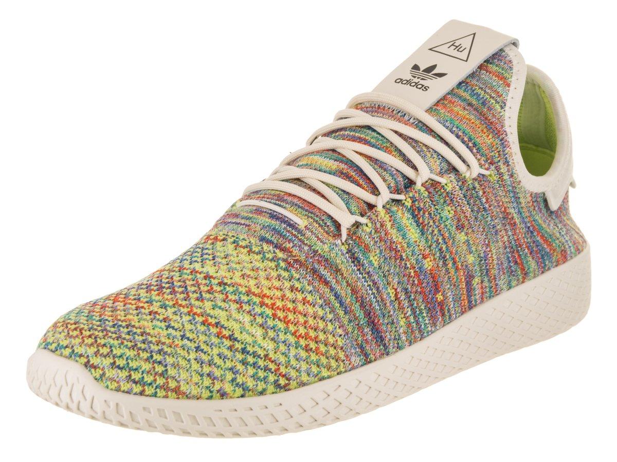 adidas Men's Pw Tennis Hu Sneaker B079YWLJYK 8.5 D(M) US|Multicolored