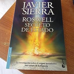 Roswell. Secreto de Estado (Divulgación nº 1) eBook: Sierra ...