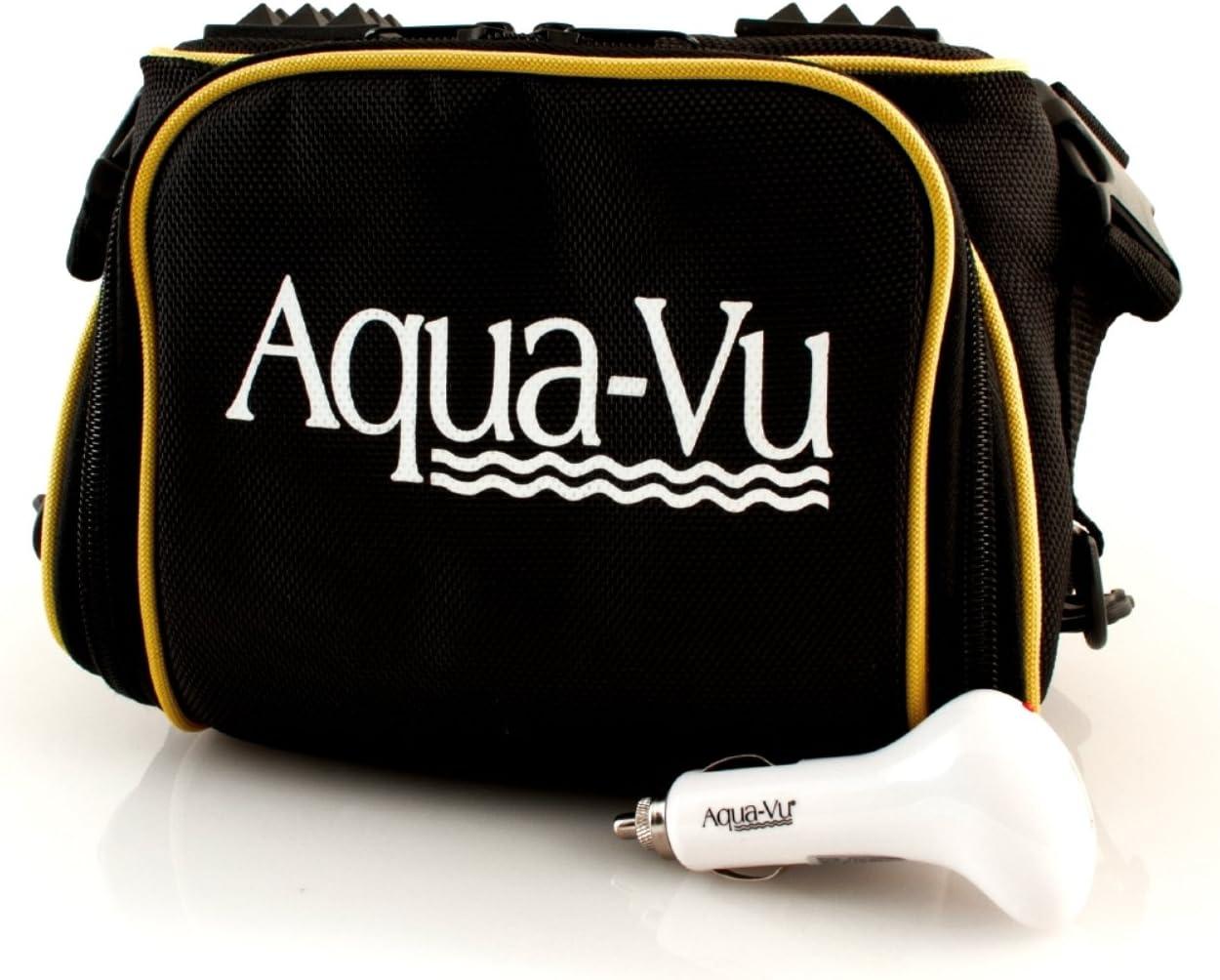 Aqua Vu Micro-Mobile Pro Vu Case and 12v Aux Camera Charger