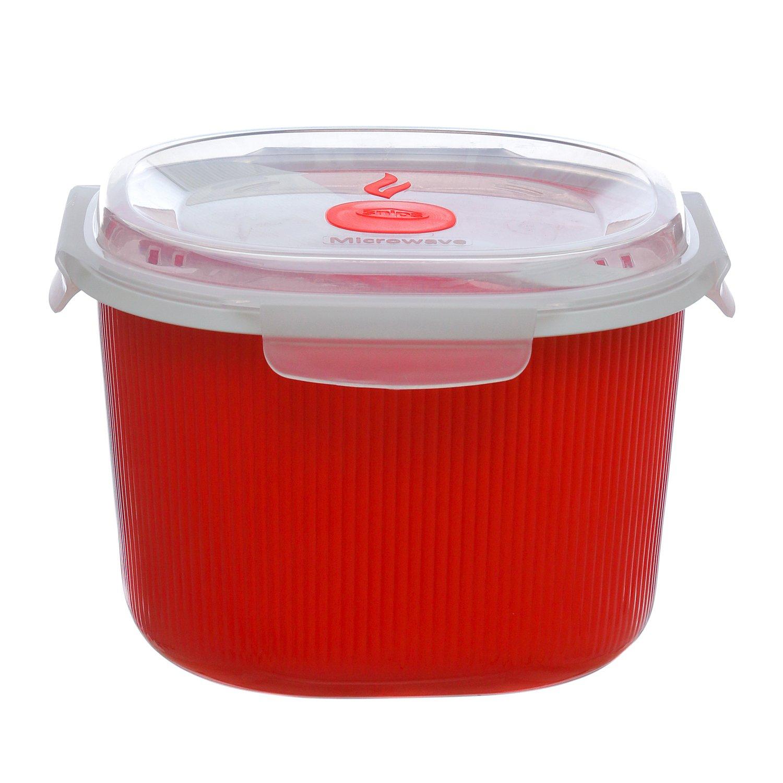 Snips tempo zero riso e grano fornello da 2.7litri, confezione regalo, rosso, taglia unica Snips S.R.L Snips _723