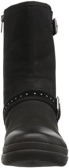 Ugg Australia - Botas de Piel para Mujer Negro Negro: Amazon.es: Zapatos y complementos