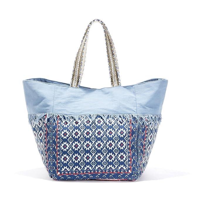 Donna Borsa Shopping Azechi Motivi Collections La Fantasia Redoute qwfxn76