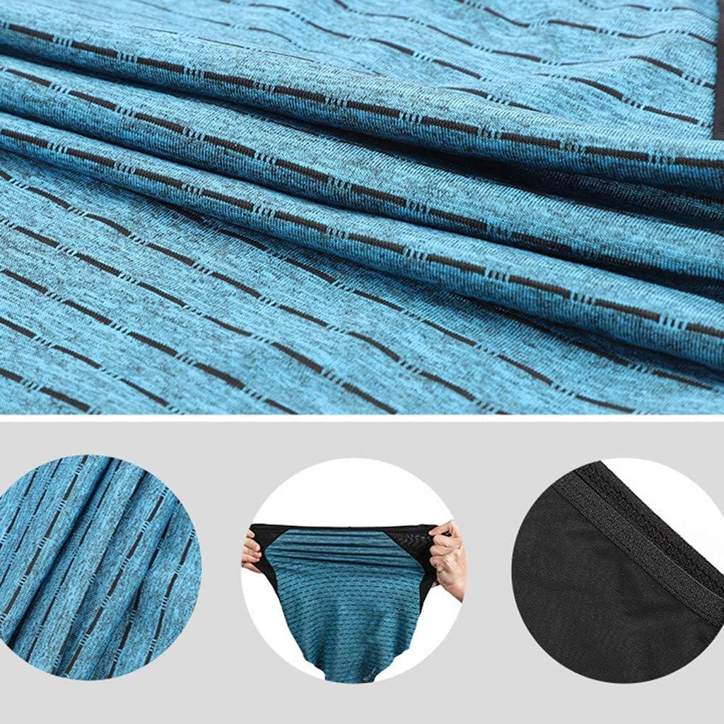 ZURQV Multifunction Soft Comfortable Outdoor Running Windproof Dustproof Protective Sun Protection