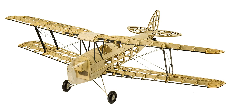 Arkai Tiger Moth 980 mm viel Spannweite viel mm Carbon-einfach zu Bauen! 44f581