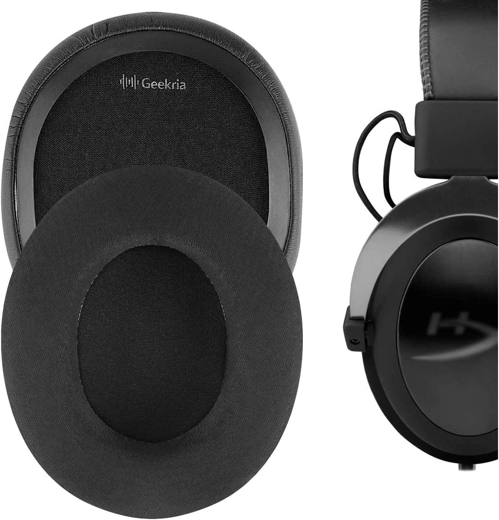 Almohadillas para HyperX Cloud II Cloud 2 Cloud Mix Negras