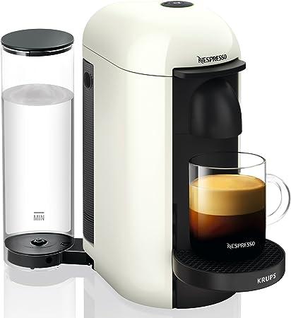 Krups Vertuo Plus cafe, 1260 W, 1.2 litros, Blanco: Amazon.es: Hogar