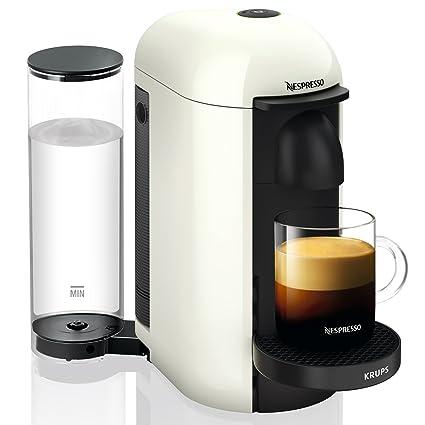 Krups Nespresso Yy3916Fd Máquina de café Nespresso Vertuo + Más Ponga una cápsula de Espresso En