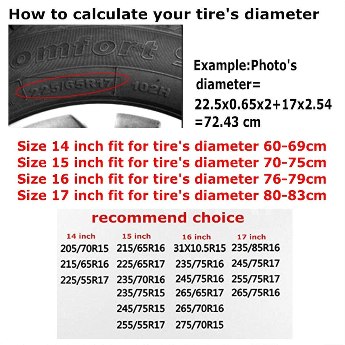 (Tire Diameters 23.5-32.5inch ) Halloween Mic-hael My-ers Spare Tire Cover,Polyester Universal Dust-Proof Waterproof Wheel Covers for Jeep Trailer RV SUV Truck and Many Vehicles 14 15 16 17