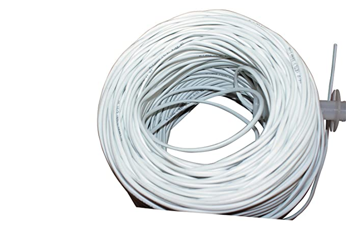 Amazon.com: Speaker Wire Cable 18 AWG 4 Stranded Conductors In Wall ...