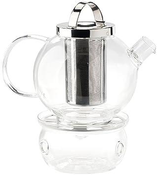 Amazonde Cucina Di Modena Teekanne Mit Teelicht Tee Set Aus