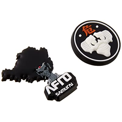 GE Animation Afro Samurai Afro & Afro Droid Pin Set Cool Anime Item: Toys & Games