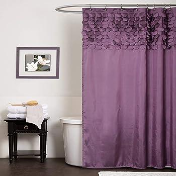 Jody Clarke 1PC Lilian Shower Curtain Circle Dream Panel Taffeta Circular Motifs 3D Looks 72