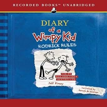 Amazon.com: Rodrick Rules: Diary of a Wimpy Kid (Audible Audio ...