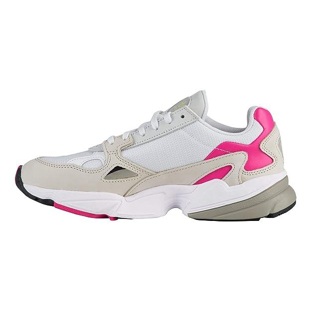 separation shoes 7114f 98498 Amazon.com  adidas Falcon W Womens Cm8537  Fashion Sneakers