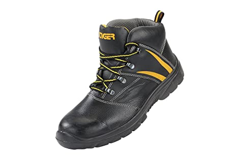 22145e737277ed Mallcom Liger H High Ankle Safety Shoes (1 Pair), Size 10: Amazon.in ...