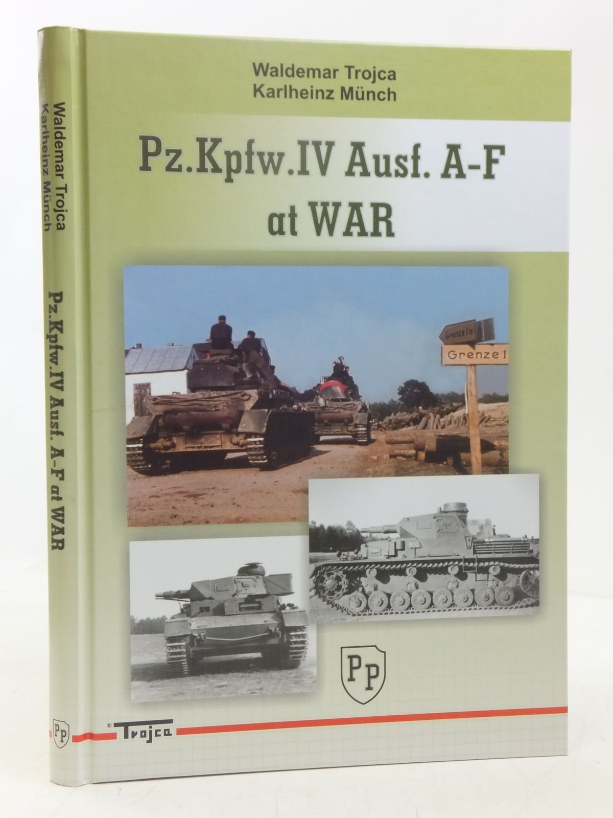 Pz.Kpfw. IV Ausf. A - F at War pdf