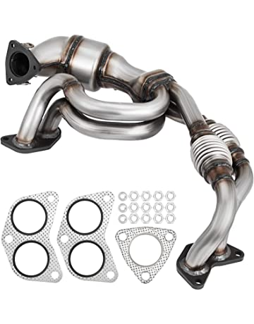 43dc9477df Mophorn Catalytic Converter for Subaru Impreza 06-11 Front 4 Cyl 2.5L  Except Turbo