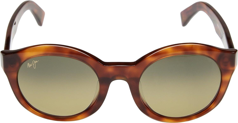 Maui Jim Gafas de sol Jasmine HS738-10K montura carey tortuga y lentes HCL Bronze: Amazon.es: Ropa y accesorios
