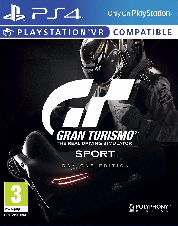 Sony - PlayStation VR Gran Turismo Sport Bundle by Sony