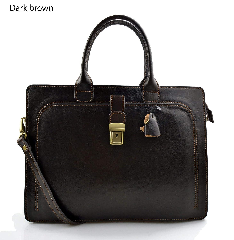 Cartella pelle valigetta ventiquattrore borsa ufficio uomo