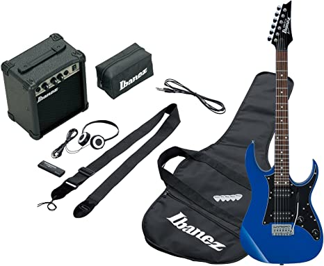 Ibanez IJRG200-BL - Guitarra eléctrica, color azul: Amazon.es ...