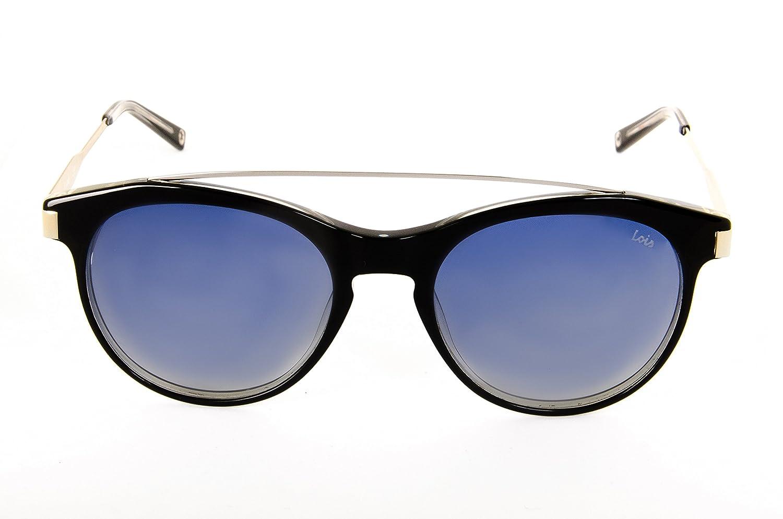 LOIS - Lois Duna BL Black, Gafas de Sol Moda Mujer Pasta ...