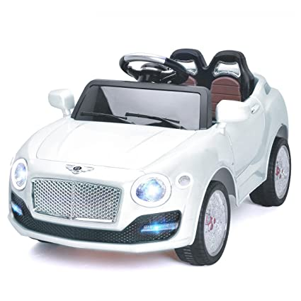58687097185 Amazon.com  MD Group Kids Ride on Car 6V Battery Operated 2.4G ...