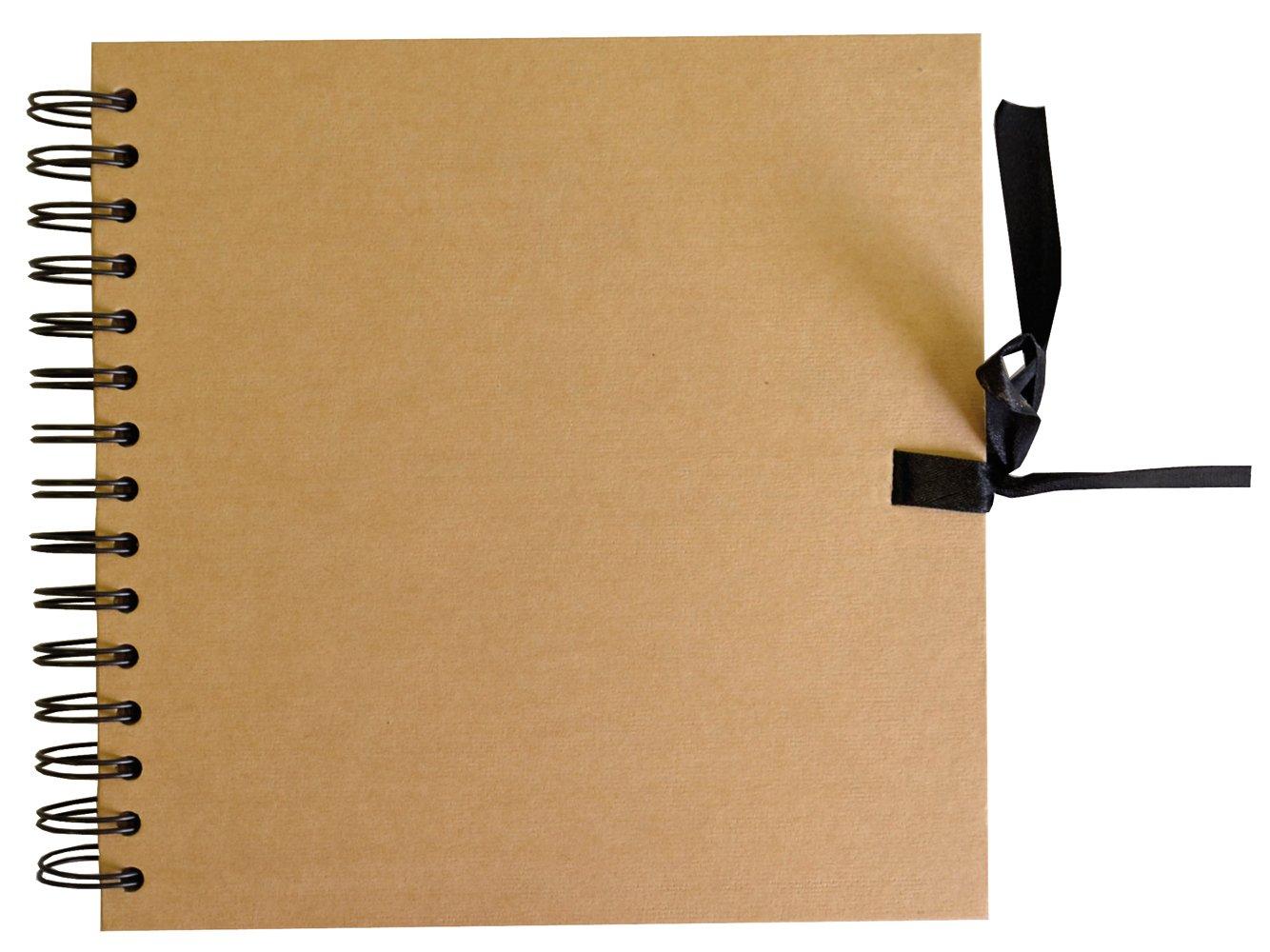 Artemio - Álbum de recortes (en espiral, 30 x 30 cm), color beige 11010014