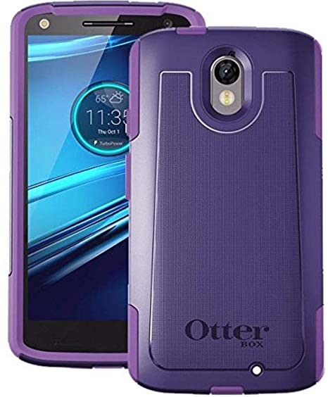 Otterbox Droid Turbo 2 By Motorola Commuter Series - Carrying Case - Retail Packaging - HOPELINE