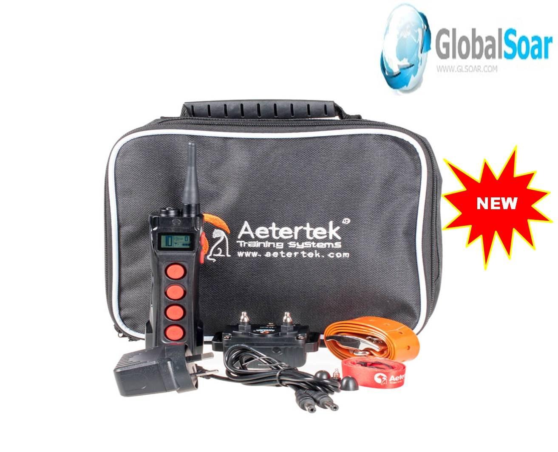 Aetertek 919C-1 1100 Yard 10 Level 1 Dog Training Anti Bark & Waterproof Collar by Aetertek