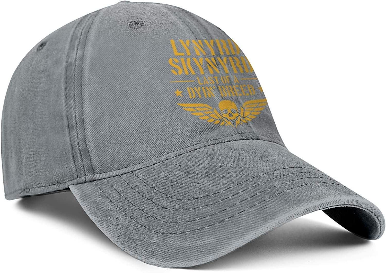 Vintage Crazy Retro Mens Jean Baseball Cap Cotton Jeans Dad Hat Womens Adjustable Strapback Cap Hat for Men