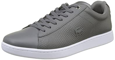 60aa1a5ca15 Lacoste Sport Carnaby Evo 417 2 SPM Baskets Basses Homme