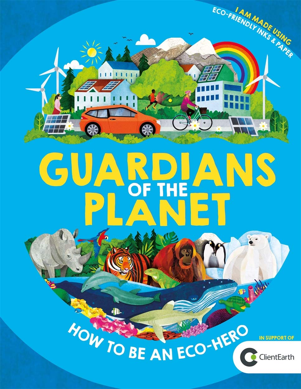 Guardians of the Planet: How to be an Eco-Hero: Amazon.co.uk: Gifford,  Clive, Woodward, Jonathan: Books