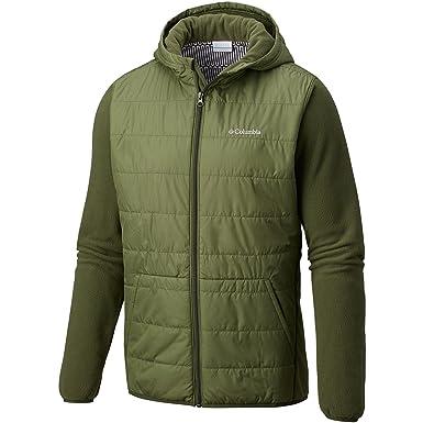 4bb9215113da Columbia Warmer Days III Jacket - Men's Surplus Green, XXL at Amazon Men's  Clothing store: