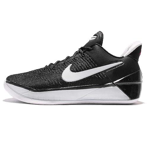 19eb7bd31280 Nike Kid s Kobe A. D. GS Black White-University RED