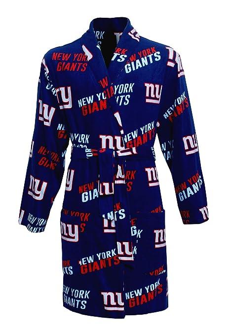 bd4d312c Concepts Sport York Giants NFL Wildcard Women's Micro Fleece Robe