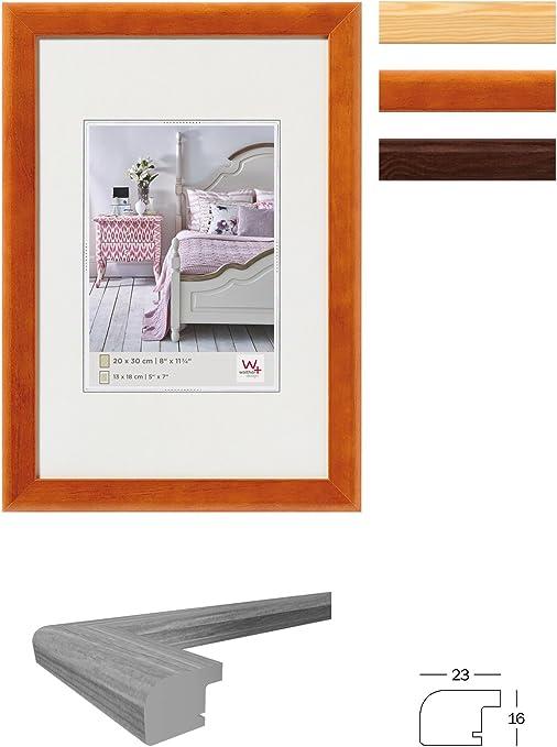Natura 10 x 15 cm Cornice in Legno Walther Design HB015H Bologna