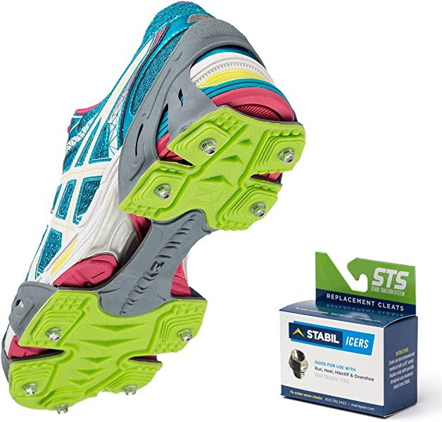 Snow Running Shoes >> Amazon Com Stabilicers Run Made In Usa Snow And Ice Traction