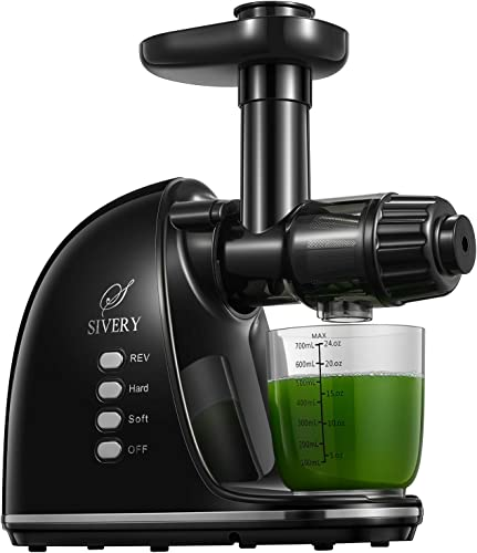Sivery: Slow Masticating Juicer