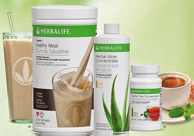 Productos herbalife para bajar de peso en mexico