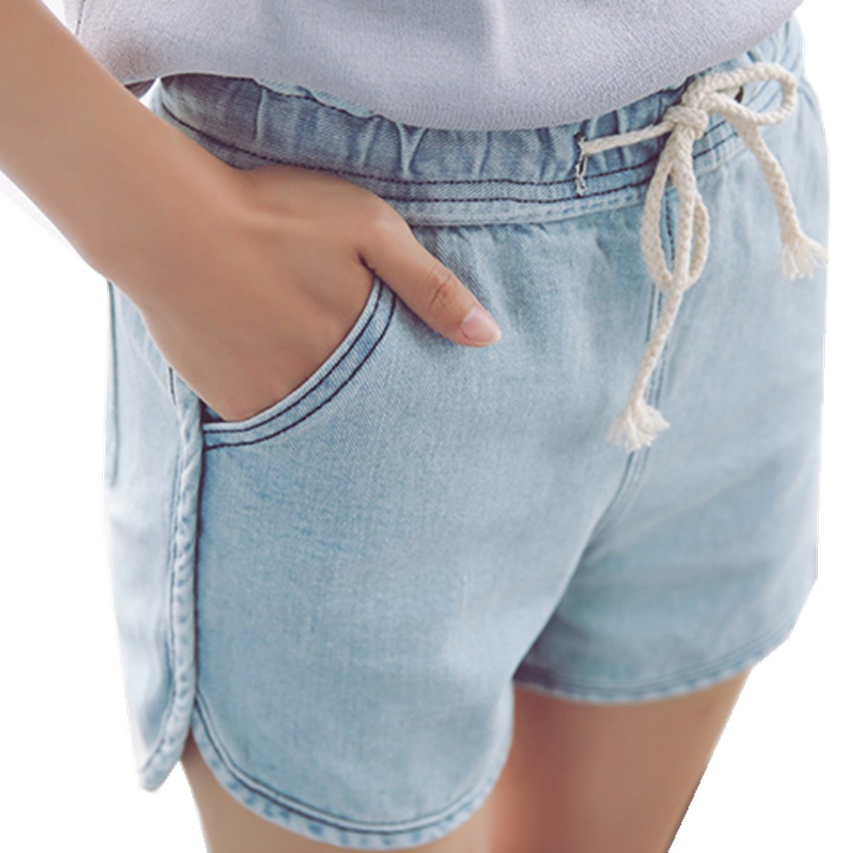 YOGLY Misses Pants Pleated Pants Classic Shorts Boxer Shorts Women s Shorts  Women s Swimming Shorts Surfing Beach Summer Flowers Pants Summer Retro Cut  ... 86a884973